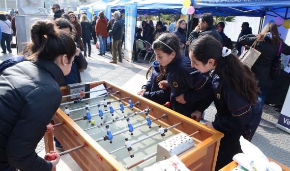 Amplia oferta de talleres y actividades ofrece municipio de Viña del Mar en vacaciones de invierno