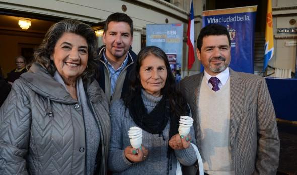 Municipio de Viña del Mar capacitará  a familias  sobre el uso eficiente de la energía