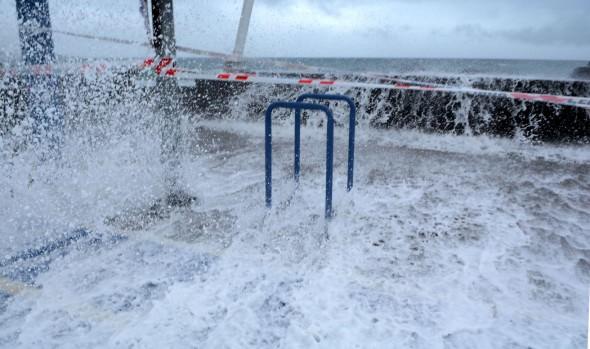 Municipio de Viña del Mar se encuentra en alerta por sistema frontal