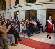 Carisma y desplante mostraron las 17 candidatas al reinado del Adulto Mayor de Viña del Mar 2016