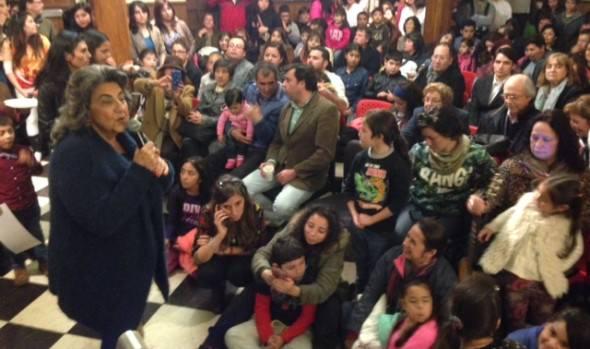Certificaciones de participantes de Talleres de la Casa de las Artes entregó alcaldesa Virginia Reginato