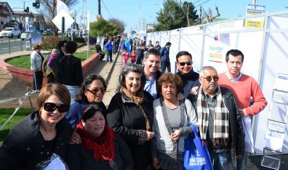 Municipio de Viña del Mar continúa difundiendo la organización de vecinos para prevenir delitos