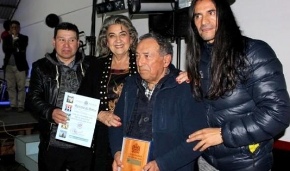 Celebración de los 63 años del club deportivo Manuel Rodríguez fue encabezada por  alcaldesa Virginia Reginato