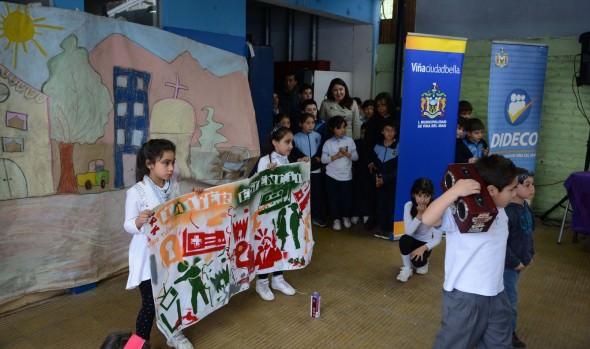 "Madres se benefician con programa ""4 a 7: Mujer trabaja tranquila"" implementado por Municipio  de Viña del Mar"