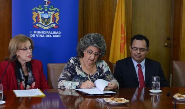 Municipio de Viña del Mar constituye mesa técnica de turismo para potenciar la actividad
