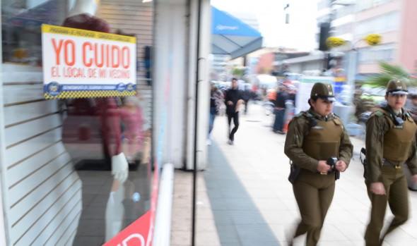 Implementación de red de servicios y apoyo de seguridad para comerciantes anunció alcaldesa Virginia Reginato