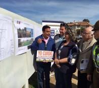 Municipio de Viña del Mar renovará iluminación  de plaza la foresta de Reñaca