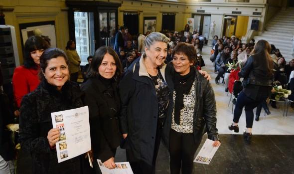 1.400 personas se han capacitado en cursos impartidos por el municipio de Viña del Mar para mejorar sus ingresos