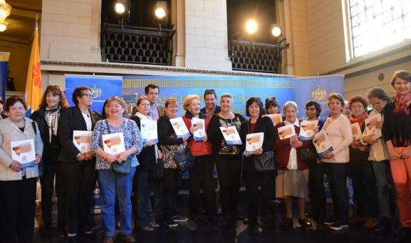 """Viñamarinas se lucieron en clausura de concurso gastronómico """"Secretos de Cocina"""""""