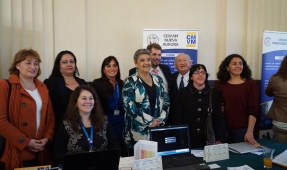 Apertura de farmacia comunal de Viña del Mar marcó Cuenta Pública de la salud municipalizada