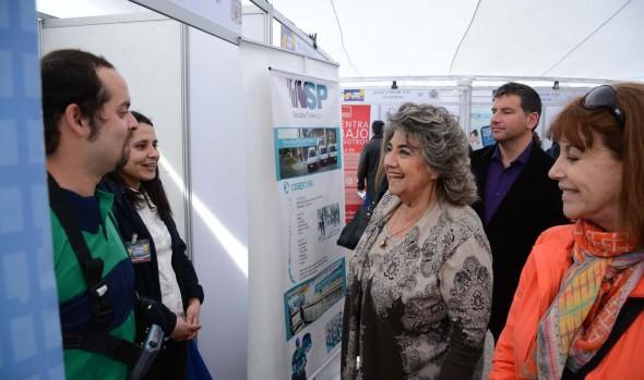 Alrededor de 1700 oportunidades de trabajo ofreció Feria Laboral de Viña del Mar