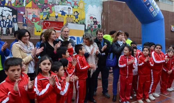 Con caminata y zumbatón, finalizará Mes del Corazón en Viña del Mar, anunció alcaldesa Virginia Reginato
