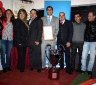 Celberación de los  66 años de Club Deportivo Olímpico encabezó alcaldesa Virginia Reginato