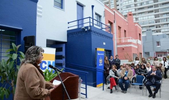 Moderno centro de especialidades medicas inauguro for Centro de salud ciudad jardin
