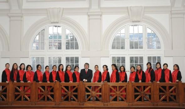Municipalidad de Viña del Mar invita a concierto de coro Femenino de Cámara PUCV dedicado a Estonia