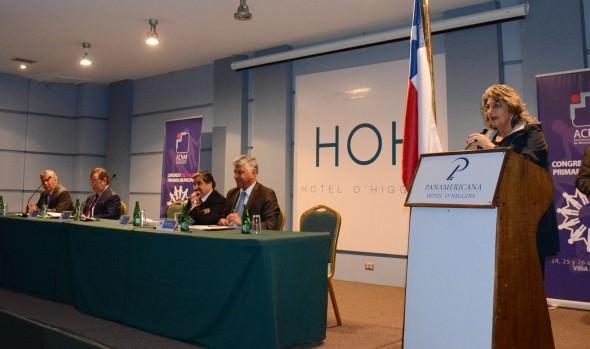 Viña del Mar es sede de Congreso donde se analizan desafíos de la salud municipal del país