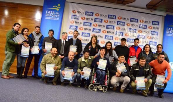 Clausura de  jornada de actualización deportiva para fútbol amateur encabezó alcaldesa Virginia Reginato