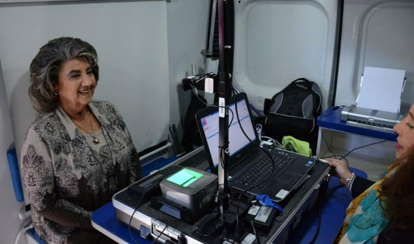 Oficina móvil del Registro Civil recorrerá los sectores altos de Viña del Mar