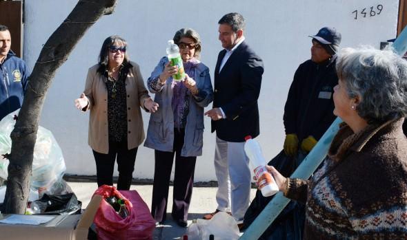 Municipio de Viña del Mar ampliará cobertura de retiro de material reciclable desde  domicilios