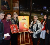 Afiche ganador de El Derby 2017 resalta imagen de la ciudad destacó alcaldesa Virginia Reginato