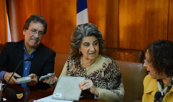 Millonaria inversión para renovar  aceras de puentes y calles céntricas de Viña del Mar informó alcaldesa Virginia Reginato