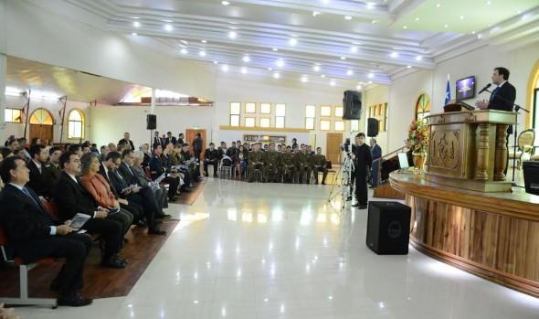 Comunidad evangélica ofrece oración por Chile en tradicional Tedeum de Fiestas Patrias en Viña del Mar