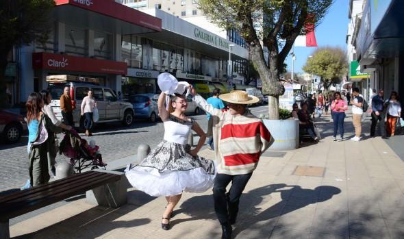 Viña del Mar se engalana para Fiestas Patrias
