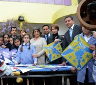 Municipio de Viña del Mar impulsa campaña preventiva para evitar accidentes al encumbrar volantines
