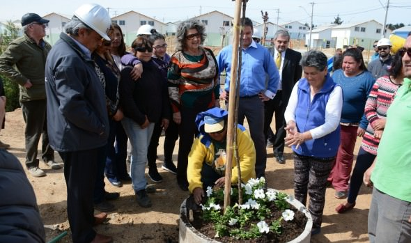 Municipio de Viña del Mar apoya a vecinos de Parcela 11 ante traslado a conjunto habitacional