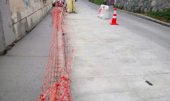 Municipio de Viña del Mar informa que tránsito por Subida Mackenna quedó reestablecido en su totalidad