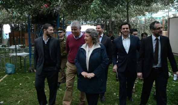 Autoridades aprueban instalaciones para la gran Fiesta Criolla en el Sporting