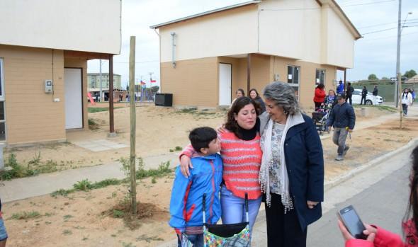 278 familias del Campamento Parcela 11 de Forestal logran vivienda definitiva
