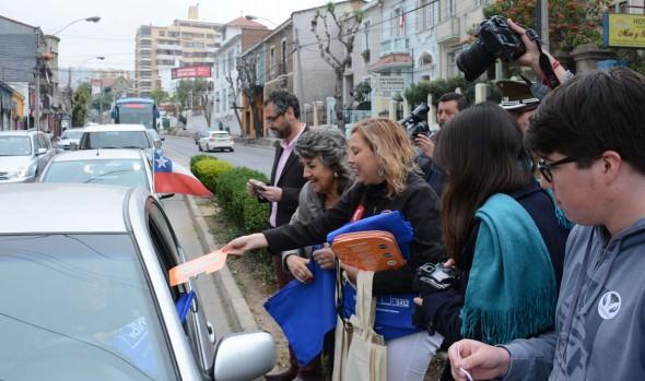 Autoridades intensifican campañas preventivas de Seguridad vial para Fiestas Patrias en Viña del Mar