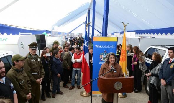 Municipio de  Viña del Mar trabaja en bases de licitación para instalar parquímetros permanentes en Reñaca