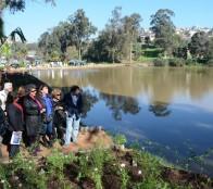 Municipio  de Viña del Mar llamó a licitación para mantención de tranque Forestal