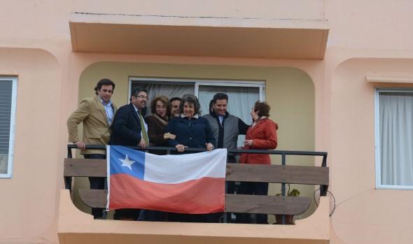 Familias de Miraflores Alto se benefician con mejoramiento de sus viviendas