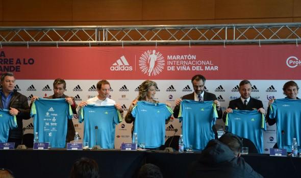 9 mil atletas participarán en 4° Maratón Internacional de Viña del Mar