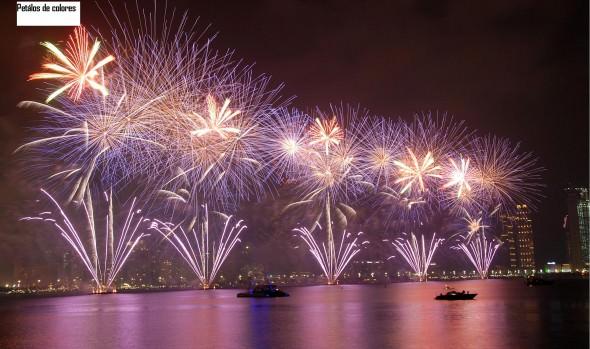 Novedosos efectos tendrá evento pirotécnico de Año Nuevo en Viña del Mar informó alcaldesa Virginia Reginato