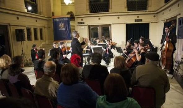 Municipio de Viña del Mar invita a concierto de Orquesta de Cámara PUCV