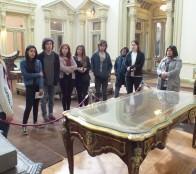 Municipio de Viña del Mar realiza recorridos guiados para organizaciones comunitarias en el Museo Palacio Rioja