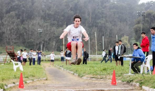 """Con gran entusiasmo se sigue desarrollando la XII Olimpiada Escolar, """"Campeones para Viña"""""""