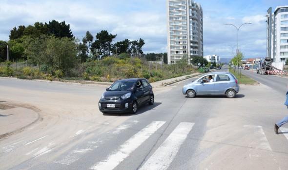 Municipio de Viña del Mar inició proceso para instalación de semáforo en Gastón Hamel con Calafquén en Reñaca