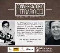 Municipalidad de Viña del Mar invita a conversatorio sobre  Psicoanálisis y Literatura