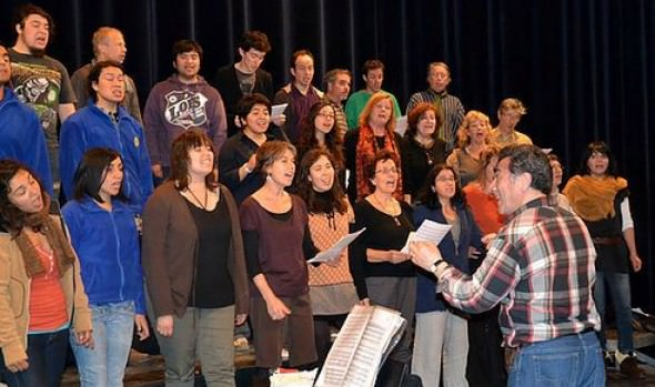 "Municipio de Viña del Mar invita a concierto de coro francés ""Ripitiki"""