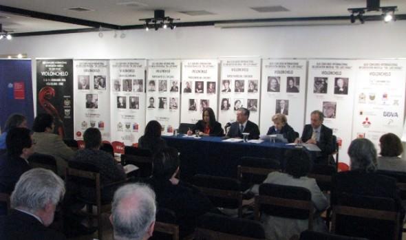 """Violoncellistas de 13 países participarán en XLIII Concurso Internacional de ejecución musical """"Dr. Luis Sigall"""""""
