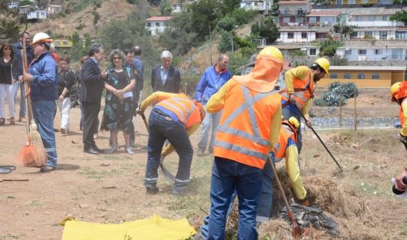 Llamado  a vecinos a colaborar en la prevención de emergencias forestales realizó alcaldesa Virginia Reginato