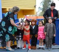 """Jardín infantil """"Pequeños Pasitos"""" de Achupallas celebró 7º aniversario  con presencia de alcaldesa Virginia Reginato"""