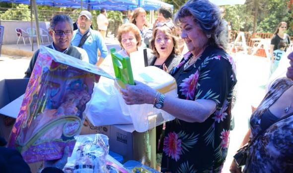 Municipio de Viña del Mar adquirirá 20 mil juguetes para regalarlos en Navidad