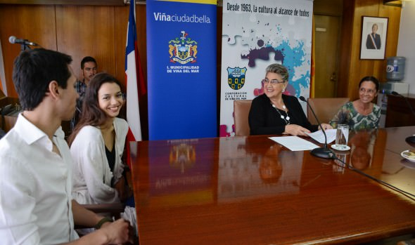 """Monumental Ballet """"El Cascanueces"""" se presentará en la Quinta Vergara, informó alcaldesa Virginia Reginato"""