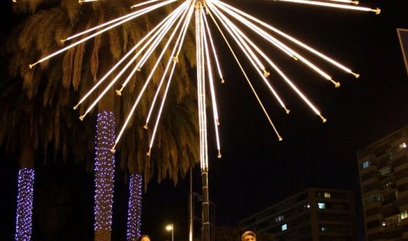 Municipio de Viña del Mar ampliará cobertura de  iluminación ornamental veraniega